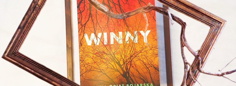 Winny, Wydawnictwo słowne, fot. Lady Pasja