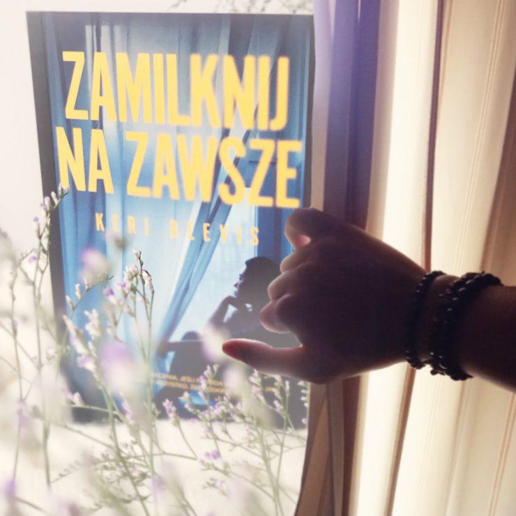 Zamilknij na zawsze, Wydawnictwo Muza, fot. Lady Pasja