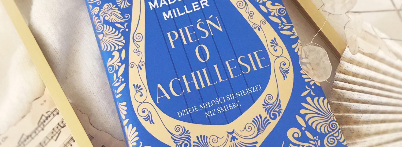 Pieśń o Achillesie, Wydawnictwo Albatros, fot. Lady Pasja