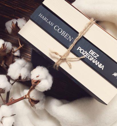 Bez pożegnania, Harlan Coben, Wydawnictwo Albatros, fot. Lady Pasja
