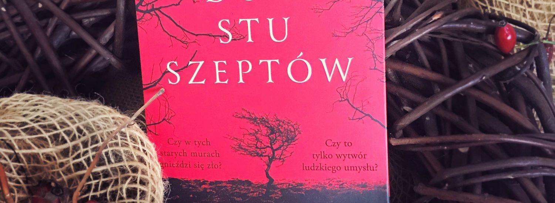 Dom stu szeptów, Graham Masterton, Wydawnictwo Albatros, fot. Lady Pasja